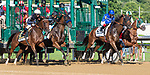 07182020:Tyler Gaffalione wins on Paris Lights trained by William I. Mott  at Saratoga 2020 <br /> Robert Simmons/Eclipse Sportswire