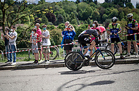 Tejay van Garderen (USA/EF Education - Nippo)<br /> <br /> 104th Giro d'Italia 2021 (2.UWT)<br /> Stage 1 (ITT) from Turin to Turin (8.6 km)<br /> <br /> ©kramon