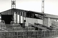Western Road, home of Southall FC (London), pictured circa 1989 - Gavin Ellis/TGSPHOTO - Self billing applies where appropriate - 0845 094 6026 - contact@tgsphoto.co.uk - NO UNPAID USE..