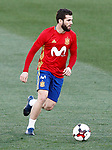 Spain's Nacho Fernandez during training session. March 20,2017.(ALTERPHOTOS/Acero)