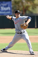 Zach Putnam - Peoria Saguaros, 2009 Arizona Fall League.Photo by:  Bill Mitchell/Four Seam Images..