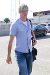 01.06.2012. Arrival of the players in the Spanish football team squad for the European Championship in Poland and Ukraine to the Ciudad del Futbol of Las Rozas, Madrid. In the image Fernando Torres (Alterphotos/Marta Gonzalez)