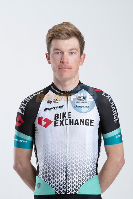 Nick Schultz (AUS) Team BikeExchange men's squad potrait, Spain. 22nd January 2021.<br /> Picture: Sara Cavallini/GreenEDGE Cycling | Cyclefile<br /> <br /> All photos usage must carry mandatory copyright credit (© Cyclefile | Sara Cavallini/GreenEDGE Cycling)