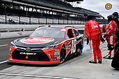 #18: Ryan Preece, Joe Gibbs Racing, Toyota Camry Rheem