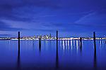 Seattle Skyline as seen from across Elliot Bay