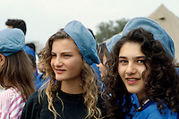 Nordzypern, Fallschirmspringerinnen