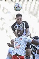 Rio de Janeiro (RJ), 15/03/2020 - Botafogo-Bangu - Rafael Navarro, do Botafogo. Partida entre Botafogo e Bangu valida pela terceira rodada da Taca Rio, realizada no Estadio Nilton Santos (Engenhao), no Rio de Janeiro, neste domingo (15). (Foto: Andre Fabiano/Codigo 19/Codigo 19)