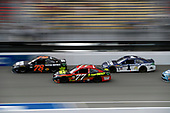 Monster Energy NASCAR Cup Series<br /> Pure Michigan 400<br /> Michigan International Speedway, Brooklyn, MI USA<br /> Sunday 13 August 2017<br /> Martin Truex Jr, Furniture Row Racing, Furniture Row/Denver Mattress Toyota Camry, Erik Jones, Furniture Row Racing, 5-hour ENERGY Extra Strength Toyota Camry<br /> World Copyright: Michael L. Levitt<br /> LAT Images