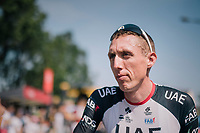 Daniel Martin (IRE/QuickStep Floors) before the start<br /> <br /> Stage 7: Fougères > Chartres (231km)<br /> <br /> 105th Tour de France 2018<br /> ©kramon