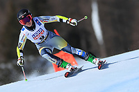 18th February 2021; Cortina d'Ampezzo, Italy; FIS Alpine World Ski Championships 2021 Cortina Women's Giant Slalom; Mina Fuerst Holtmann (NOR)