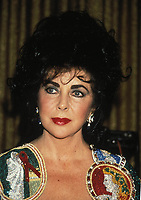 Elizabeth Taylor 1992 Photo By Adam Scull/PHOTOlink