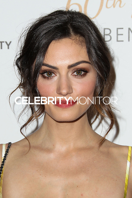 BEVERLY HILLS, CA, USA - MARCH 29: Phoebe Tonkin at The Humane Society Of The United States 60th Anniversary Benefit Gala held at the Beverly Hilton Hotel on March 29, 2014 in Beverly Hills, California, United States. (Photo by Xavier Collin/Celebrity Monitor)