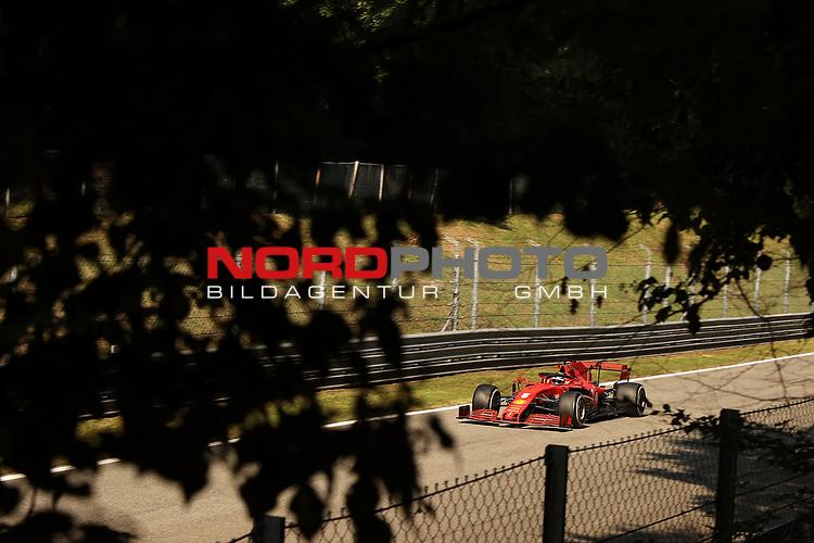 04.09.2020, Autodromo Nazionale di Monza, Monza, FORMULA 1 GRAN PREMIO HEINEKEN D'ITALIA 2020<br />,im Bild<br />Sebastian Vettel (GER#5), Scuderia Ferrari<br /> <br /> Foto © nordphoto / Bratic