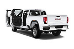 Car images of 2020 GMC Sierra-2500HD - 4 Door Pick-up Doors