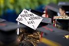 May 20, 2017; 2017 Graduate School Commencement ceremony. (Photo by Matt Cashore/University of Notre Dame)