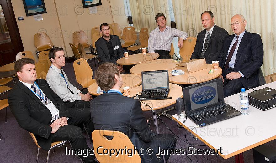 Falkirk Business Exhibition 2011<br /> Carbon Trust Workshop