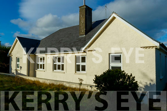 The former Garda station in upper Camp village, Co Kerry