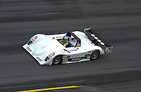 The #79 Lola SRP II..39th Rolex 24 at Daytona, 3/4 February,2001 Daytona International Speedway  Daytona Beach,Florida,USA.©F.Peirce Williams 2001 ..