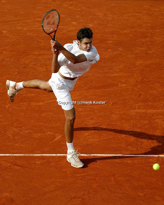 20030528, Paris, Tennis, Roland Garros, Ancic