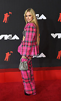 Avril Lavigne attends the 2021 MTV Video Music Awards at Barclays Center on September 12, 2021 in the Brooklyn borough of New York City.<br /> CAP/MPI/IS/JS<br /> ©JSIS/MPI/Capital Pictures