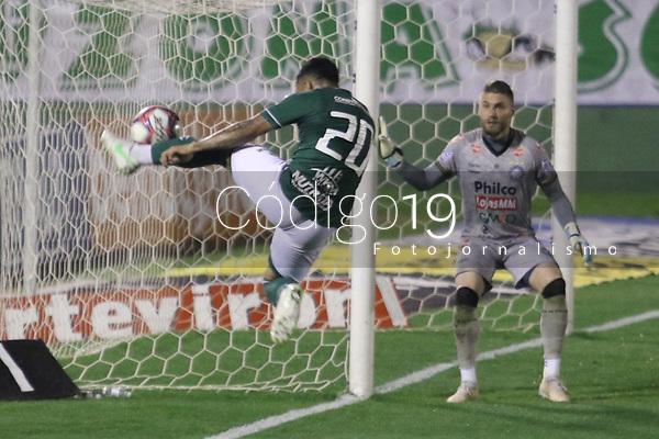 Campinas (SP), 24/08/2021 - Bidu jogador do Guarani. Partida entre Guarani e Operário válida pelo Campeonato Brasileiro da Série B no estádio Brinco de Ouro em Campinas, interior de São Paulo, nesta terça-feira (24).