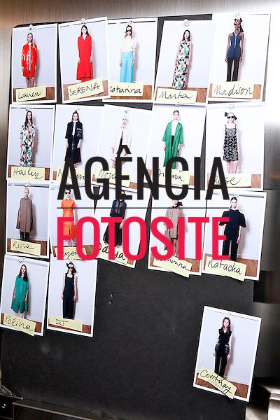 Nova Iorque, EUA '09/2014 - Desfile de Isa Arfen durante a Semana de moda de Nova Iorque  -  Verao 2015. <br /> <br /> Foto: FOTOSITE