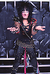 Motley Crue 1983 Nikki Sixx<br /> © Chris Walter