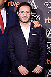 Carlos Santos attends to the 2017 Goya Awards Candidates Cocktail at Ritz Hotel in Madrid, Spain. January 12, 2017. (ALTERPHOTOS/BorjaB.Hojas)