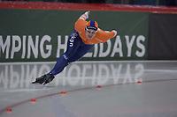 SPEEDSKATING: INZELL: Max Aicher Arena, 10-02-2019, ISU World Single Distances Speed Skating Championships, Kai Verbij, ©photo Martin de Jong