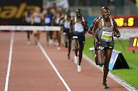 Conseslus Kipruto KEN Winner 3000m Steeplechase Men  <br /> Roma 02-06-2016 Stadio Olimpico.<br /> IAAF Diamond League 2016<br /> Atletica Legera <br /> Golden Gala Meeting - Track and Field Athletics Meeting<br /> Foto Cesare Purini / Insidefoto