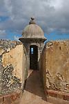 Castillo San Felipe del Morro, San Juan, PR