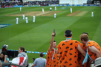 130315 International Test Cricket - NZ Black Caps v England