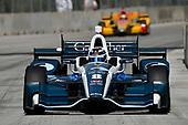 Verizon IndyCar Series<br /> Chevrolet Detroit Grand Prix Race 2<br /> Raceway at Belle Isle Park, Detroit, MI USA<br /> Sunday 4 June 2017<br /> Max Chilton, Chip Ganassi Racing Teams Honda<br /> World Copyright: Scott R LePage<br /> LAT Images<br /> ref: Digital Image lepage-170604-DGP-9978