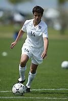 Casey Noguiera, U-16 US GNT, March 12, 2004
