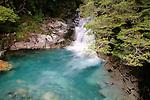 Falls Creek, Fiordland, New Zealand