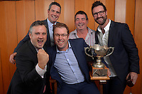160414 Wellington Cricket - Wilkinson Awards