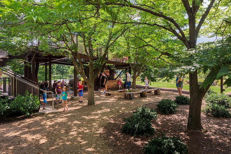 Franklin Park Conservatory Scott's Miracle-Gro Foundation Children's Garden | Design Group