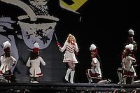 MEDELLÍN-COLOMBIA-28-11-2012. La cantante Madona durante su concierto en esta ciudad de Colombia./ American singer madona during her concert in this colombian city. Photo: VizzorImage/Luis Benavides /Cont./ ESTRICTO USO EDITORIAL UNICAMENTE, NO PUBLICIDAD / STRICT USE EDITORIAL ONLY, NO ADVERTISING/