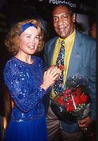 Kathryn Crosby Bill Cosby 1991<br /> Photo By Adam Scull/PHOTOlink.net