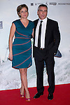 08.10.2012. Celebrities attend the premiere of Kinepolis Cinema in Madrid of the movie 'The Impossible'. Directed by Juan Antonio Bayona and starring by  Naomi Watts and Tom Holland. (Alterphotos/Marta Gonzalez)