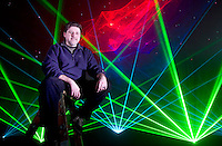 Laser Lights by John Borcherding