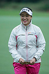 Han Sol Ji of South Korea plays at the 2nd hole during Round 2 of the World Ladies Championship 2016 on 11 March 2016 at Mission Hills Olazabal Golf Course in Dongguan, China. Photo by Victor Fraile / Power Sport Images
