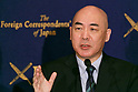 Right wing author Naoki Hyakuta complains of oppression of free speech