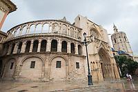 Spain, Valencia, Cathedral Valencia.
