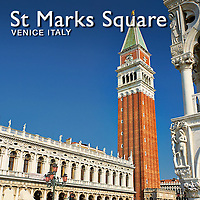 Photos of San Marco Piazza | St Marks Square Venice Pictures