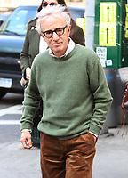 Woody Allen 2016<br /> Photo By John Barrett/PHOTOlink