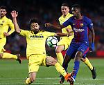 2018.05.09 La Liga FC Barcelona v Villareal