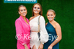 Enjoying the Ladies Day at the Listowel Races on Friday, l to r: Ciara Regan (Irramore), Lauren Breen  (Irramore) and Evonne Dillon (Rathea).