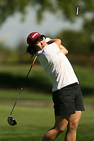 11 April 2007: Catherina Wang during the Peg Barnard Collegiate at the Stanford Golf Course in Stanford, CA.