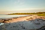 Crescent Beach State Park in Cape Elizabeth, Maine, USA